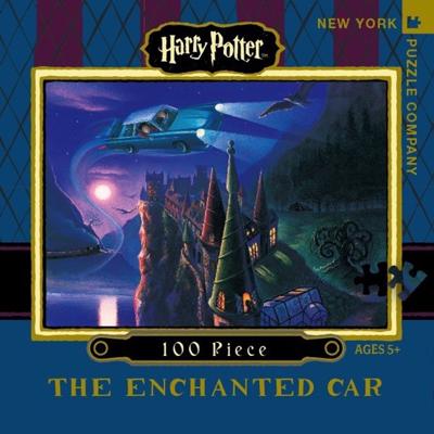 The Enchanted Car - 100 piece mini puzzle 1