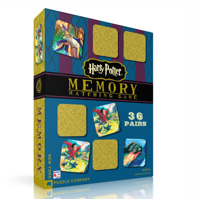 Harry Pottery Memory Game 1