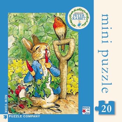 Peter Rabbit mini 20 piece puzzle 1