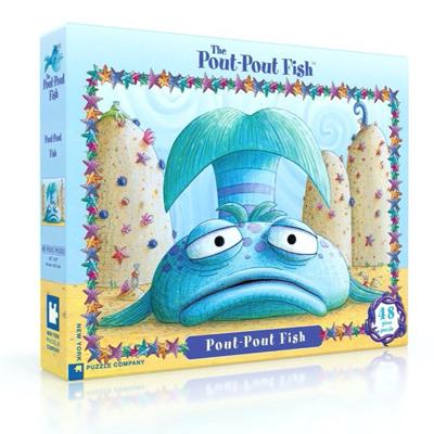 Pout Pout Fish 48 piece puzzle 1