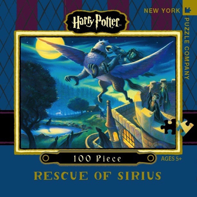 Rescue of Sirius - 100 piece mini puzzle 1