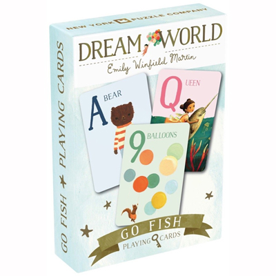 Dream World Go Fish Cards 1