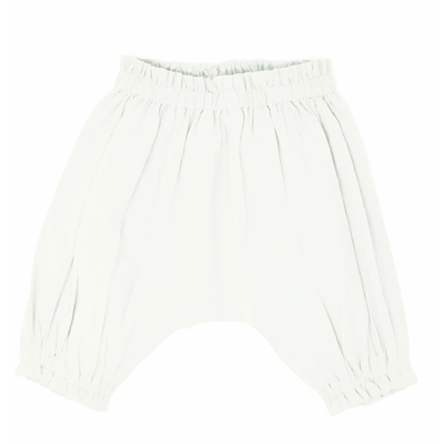 White cotton bloomers 1