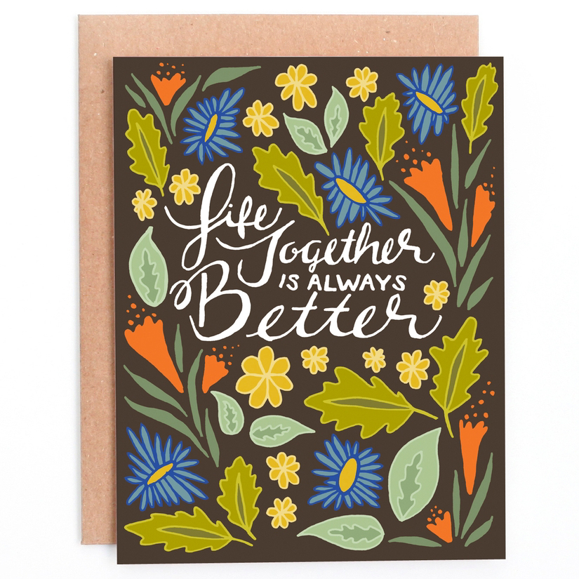 Life Together Card 1