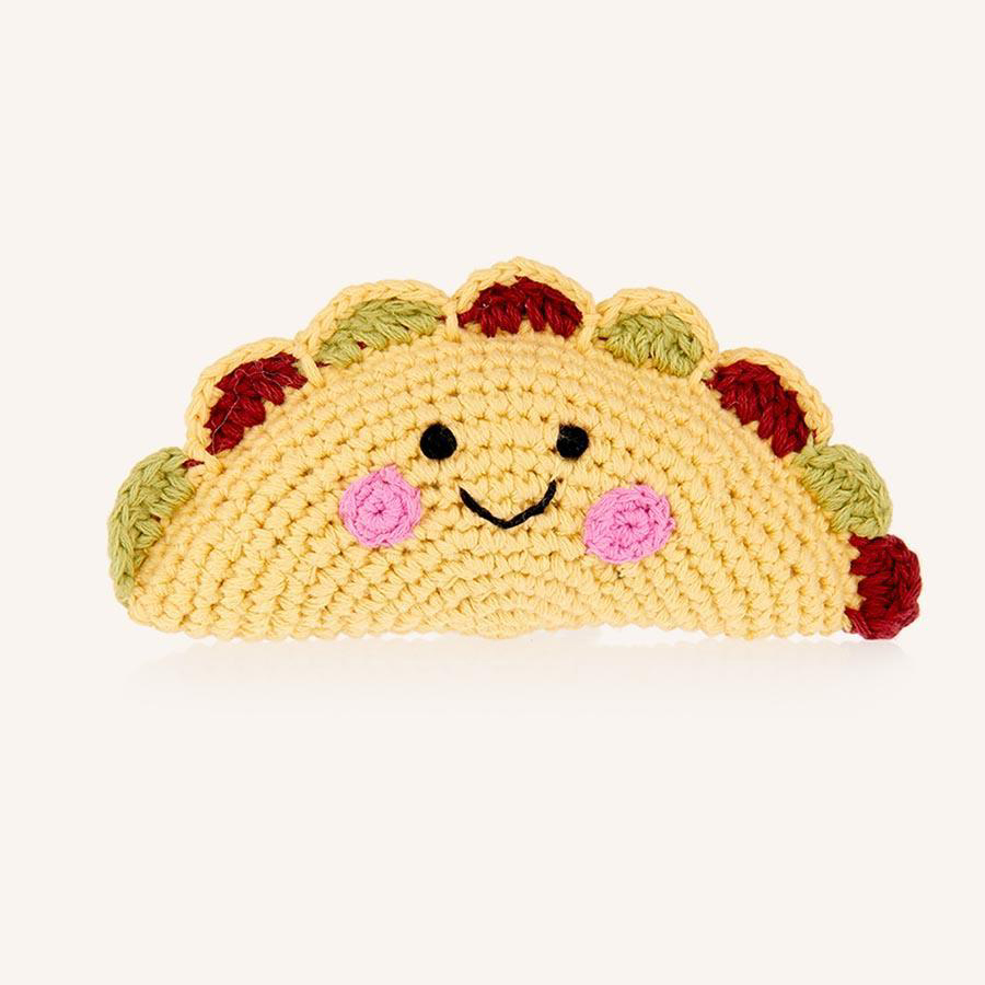 Friendly Taco Rattle 1