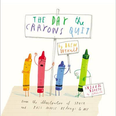 The Day the Crayons Quit 1
