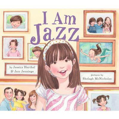 I am Jazz 1