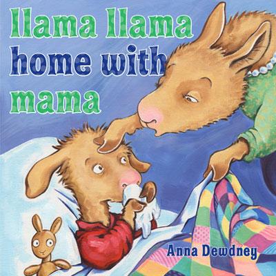 Llama llama home with mama 1