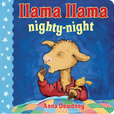 Llama Llama Nighty-Night (Board Book) 1