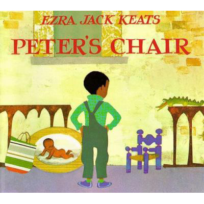 Peter's Chair board book 1