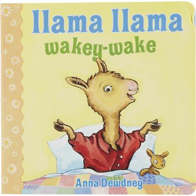 Llama Llama Wakey-Wake (board book) 1
