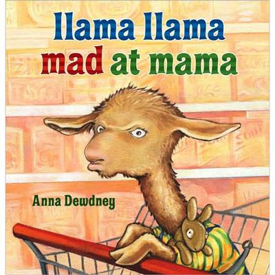 Llama llama mad at mama 1