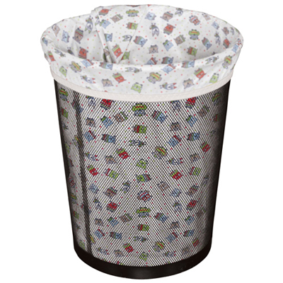 Hoot reusable trash bag (5 gallon) 1