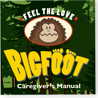 Bigfoot rescue kit 3