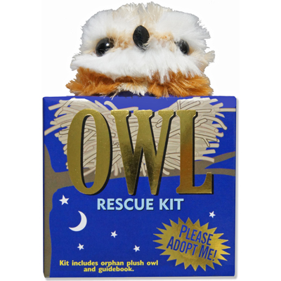 Owl rescue kit 1
