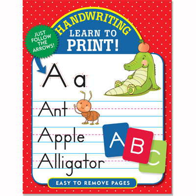 Handwriting - Learn to Print! 1