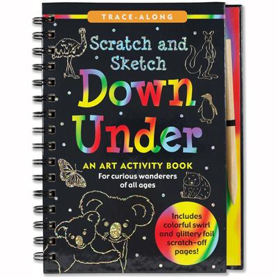 Scratch and sketch Down Under 1