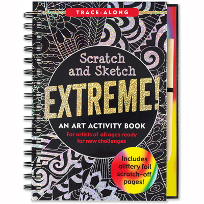 Scratch and sketch Extreme 1