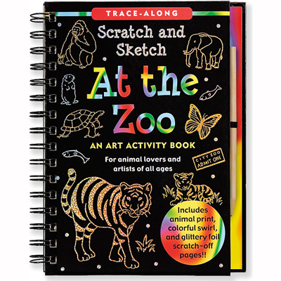 Scratch and sketch at the zoo 1