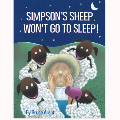 Simpson's Sheep Won't Go To Sleep! 1