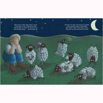 Simpson's Sheep Won't Go To Sleep! 2