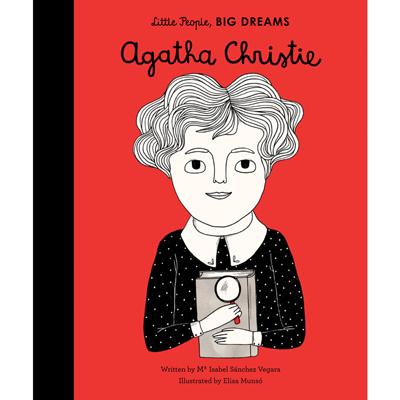 Little people, big dreams Agatha Christie 1