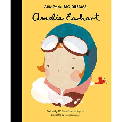 Little People, Big Dreams: Amelia Earhart 1
