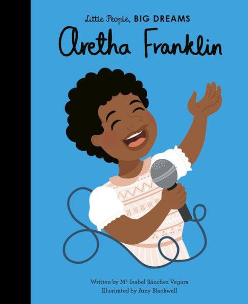 Little People, Big Dreams - Arethra Franklin 1