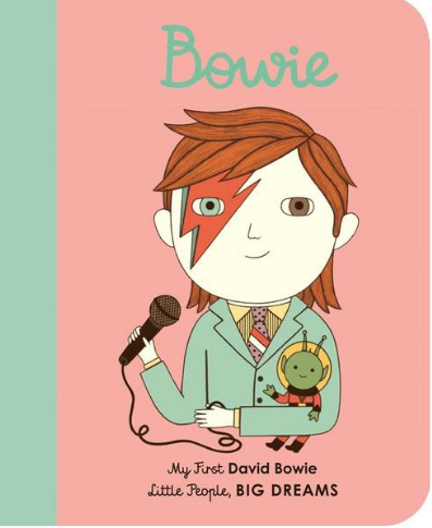My First David Bowie Board Book 1