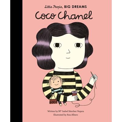 Little people, big dreams Coco Chanel 1