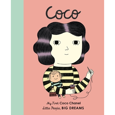 My First Coco Chanel board book 1