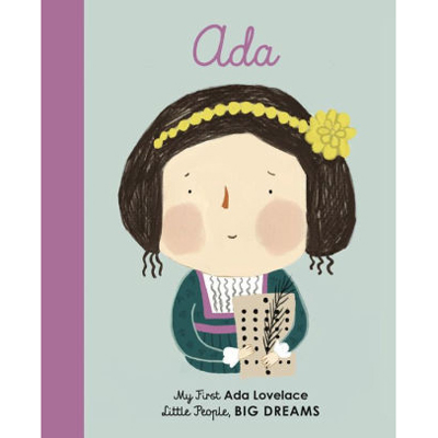 My First Ada Lovelace book 1