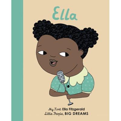 My First Ella Fitzgerald book 1