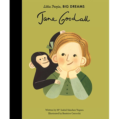 Little People, Big Dreams - Jane Goodall 1