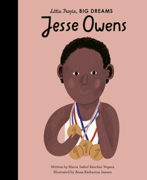 Little People, Big Dreams - Jesse Owens 1