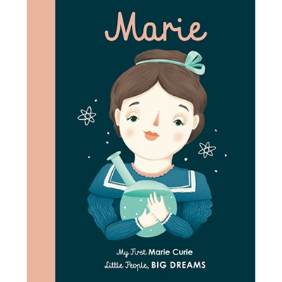 My First Marie Curie board book 1