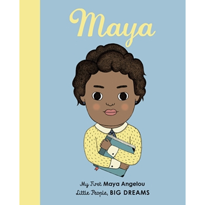 My First Maya Angelou board book 1