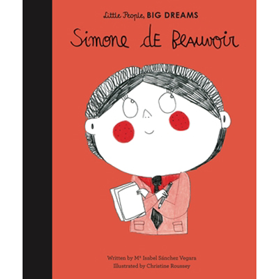 Little People, Big Dreams - Simone de Beauvoir 1