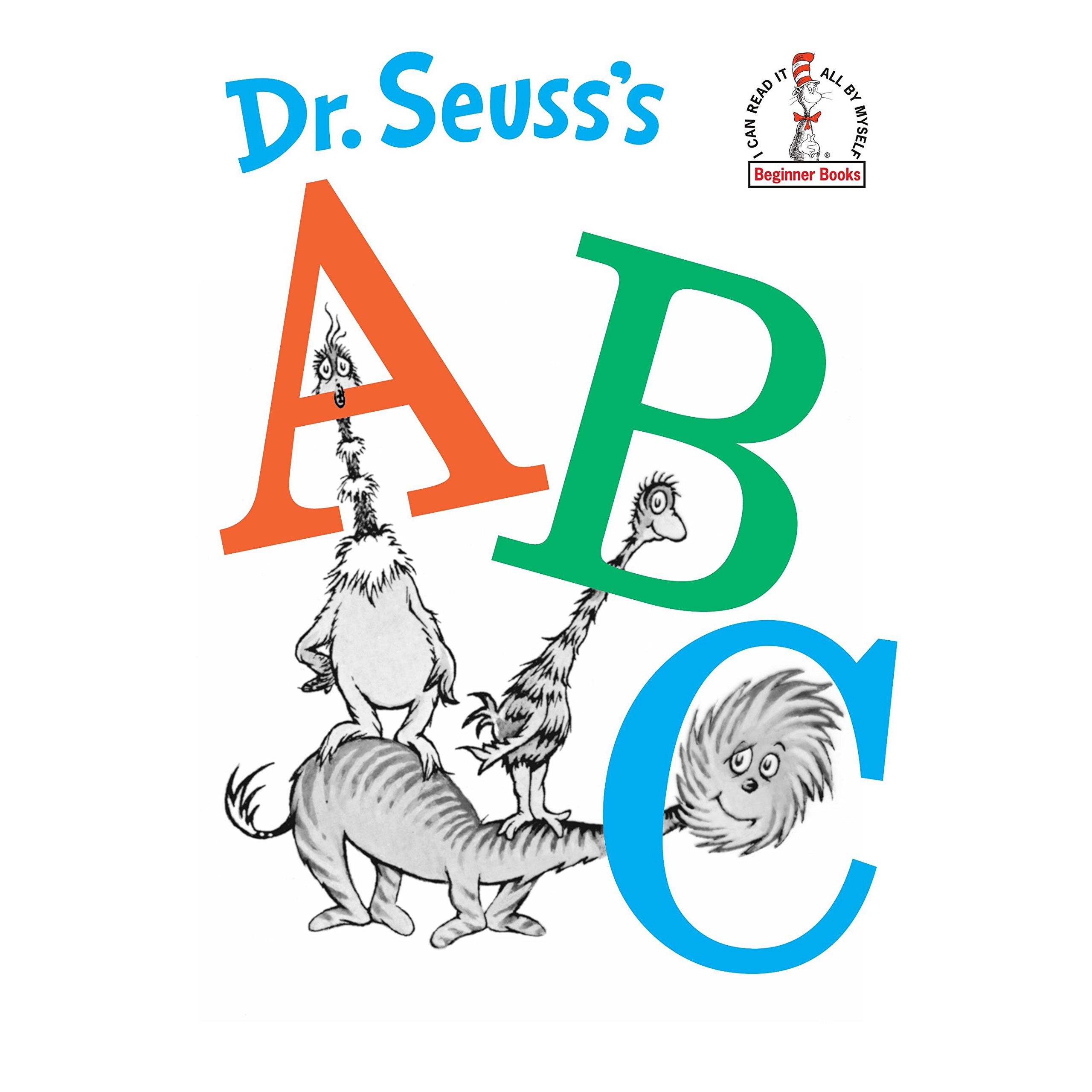 Dr. Seuss's ABC 1