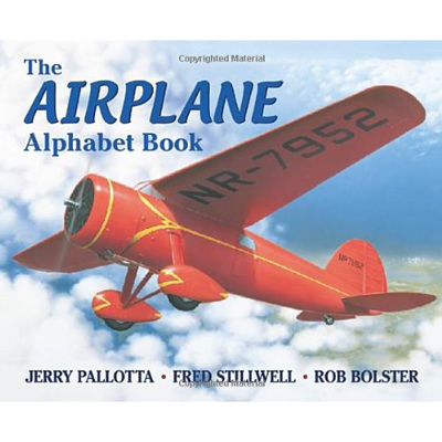 The airplane alphabet book 1