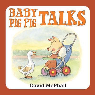 Baby pig pig talks 1