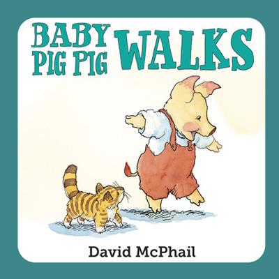 Baby Pig Pig Walks 1