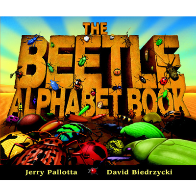 The beetle alphabet book (paperback) 1