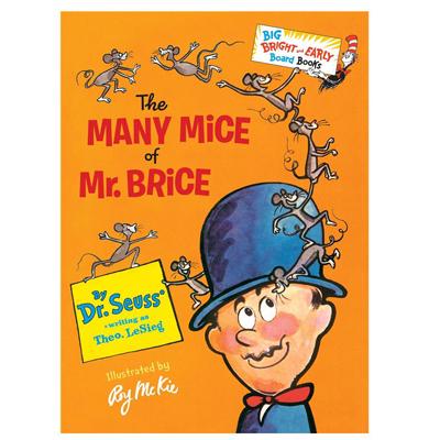The Many Mice of Mr. Brice 1