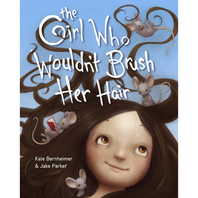 The girl who wouldn't brush her hair 1