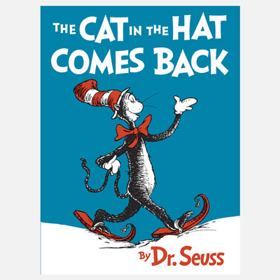 The Cat in the Hat comes back by Dr. Seuss 1