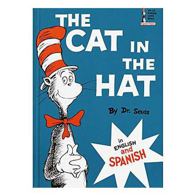 The Cat in the Hat (English and Spanish) 1