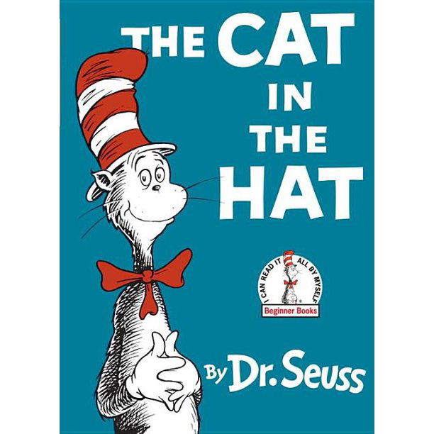 The Cat in the Hat - Dr. Seuss 1