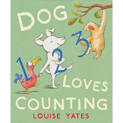 Dog Loves Counting 1