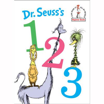 Dr. Seuss's 1 2 3 1